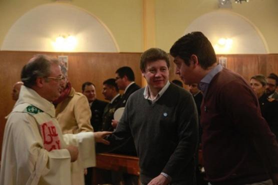 Melella recibe a Pérez para iniciar la transición municipal