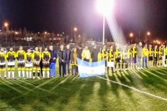 """Deportivo Vial, campeón del Torneo """"Celeste y Blanca"""""""