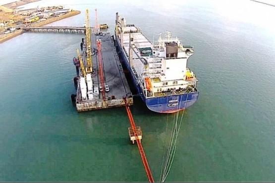Se incrementó el Presupuesto para realizar importantes obras en el Puerto de Punta Quilla