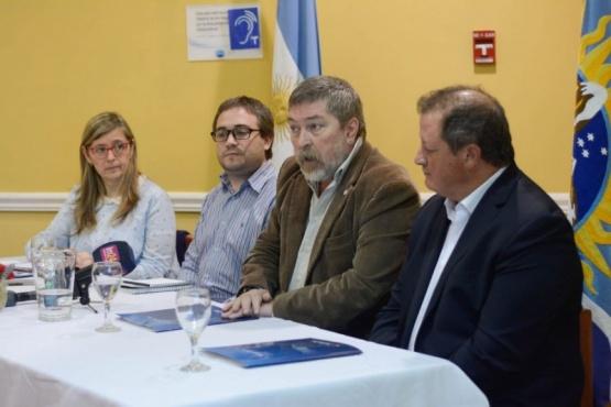 Destacan articulación entre el Estado y la UTN en el Programa de Eficiencia Energética