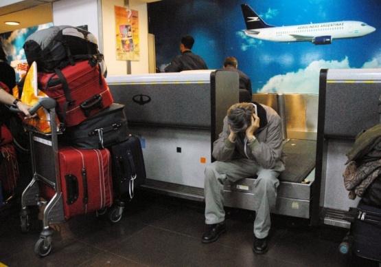 Reclamos por cancelaciones de vuelos en Río Grande