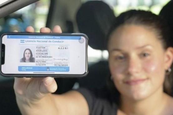 En Santa Cruz no se podrán utilizar los documentos del auto en versión digital