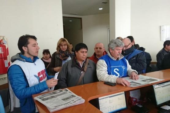 Mesa de unidad sindical solicitó una reunión con el presidente de Seros