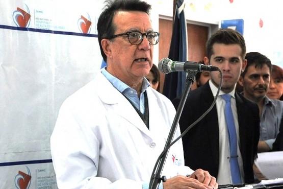 Interventor Gastón Ortiz Maldonado. (Archivo).