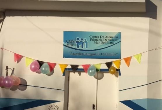 """""""La Salita"""" del Barrio Mar del Plata cumple 30 años"""