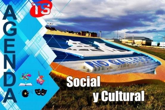 Te presentamos la agenda social y cultural