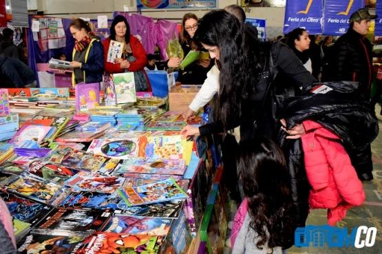 Balance positivo para la 30° edición de la Feria del Libro