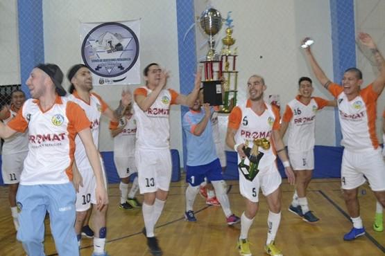 Ushuaia gritó campeón