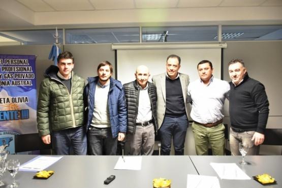 """Quiroga: """"Estamos trabajando en la nueva mesa para el desarrollo industrial"""""""