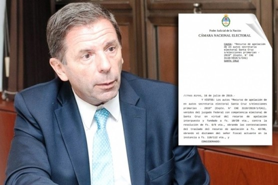 La Cámara revocó el fallo de Leal de Ibarra.