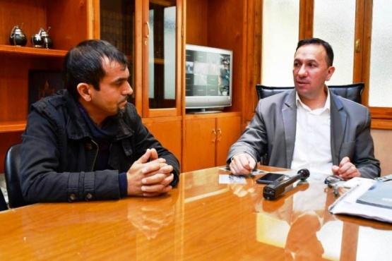 El intendente Maderna anunció la creación de nuevas áreas
