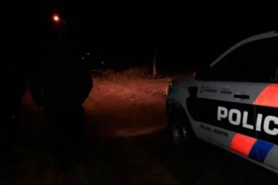Encontraron un cadáver calcinado y sería la mujer desaparecida en San Juan