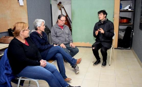 Destacan las actividades de la Orquesta típica de Tango