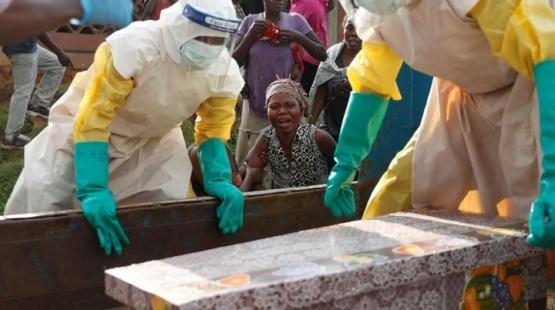 La OMS declaró al ébola como una
