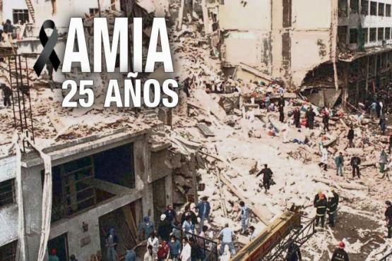A 25 años del Atentado de la AMIA
