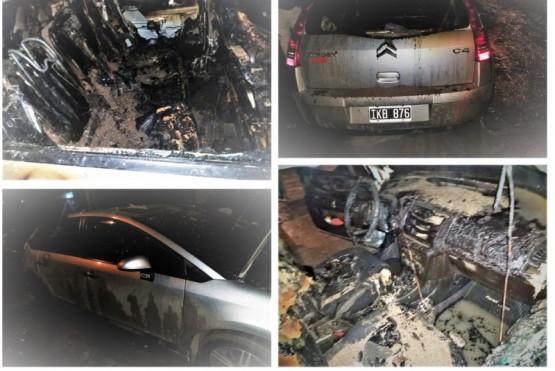 Le prendieron fue el auto a un policía y sospechan que es una venganza por la detención de un narco