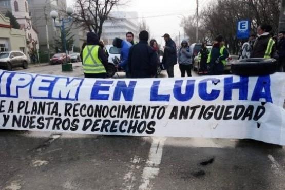 Trabajo suspendió la audiencia con los trabajadores del SIPEM