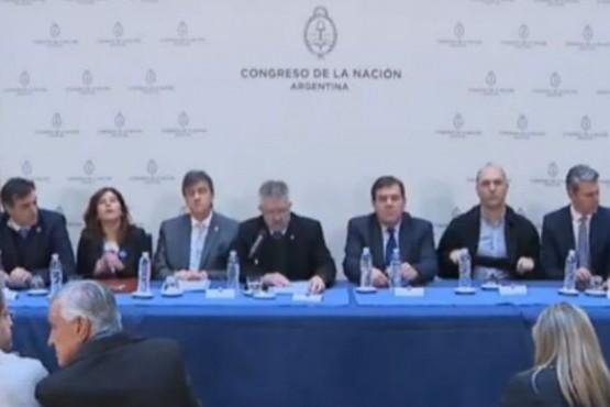 La Comisión Bicameral presentó el informe final del Submarino ARA San Juan