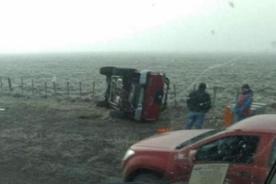 Accidente de tránsito deja dos fallecidos cerca de la frontera