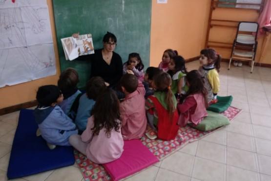 Se realizaron propuestas formativas para docentes