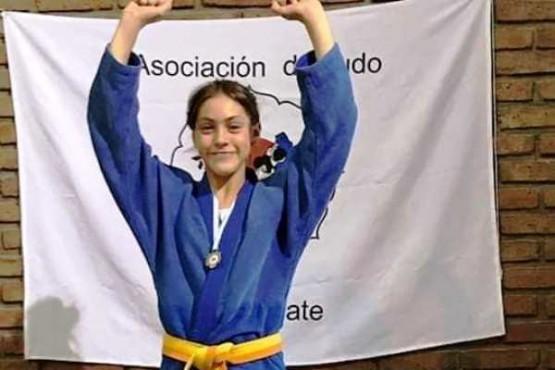 Lucía Mansilla clasificó al Sudamericano