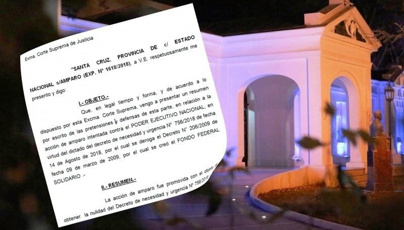 La Corte definirá si las partes (Provincia y Nación) no se ponen de acuerdo. (Archivo).