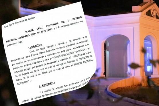 Nación convocó a la Provincia a una instancia de negociación por el reclamo del Fondo Soja