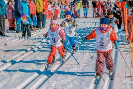 Campeonato fueguino de esquí de fondo