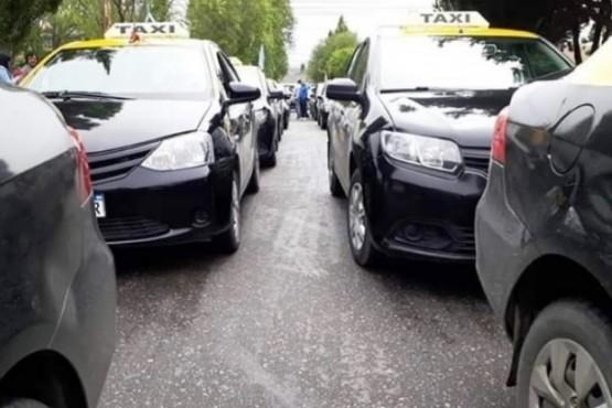 Taxistas señalaron que Giubetich apoyó el reclamo de trabajar en el aeropuerto