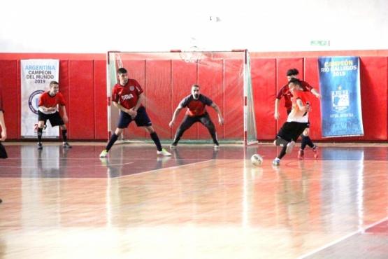 Fútbol en el San Benito