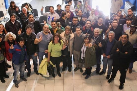 """Luque convocó a """"trabajar por el futuro de Comodoro"""""""