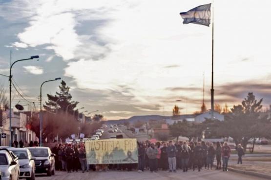 Marcharon pidiendo Justicia por Zulma Díaz