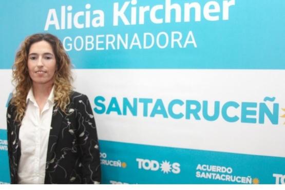 Rocío García cuestionó la falta de federalismo del Gobierno Nacional