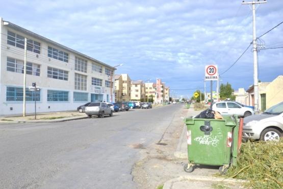 Los sujetos huyeron con dirección al barrio Jorge Newbery.