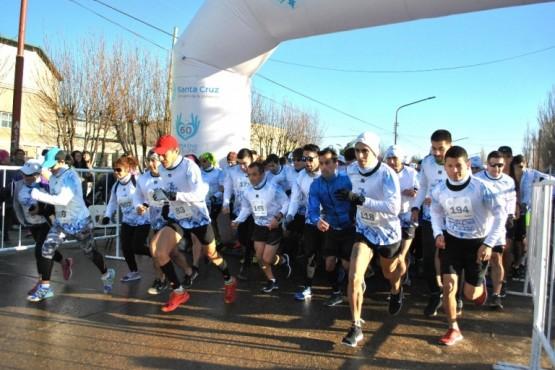 Hubo corrida y todo salió perfecto en Río Gallegos.