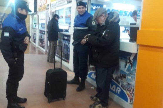 Carlos Breitman regresó a Río Gallegos