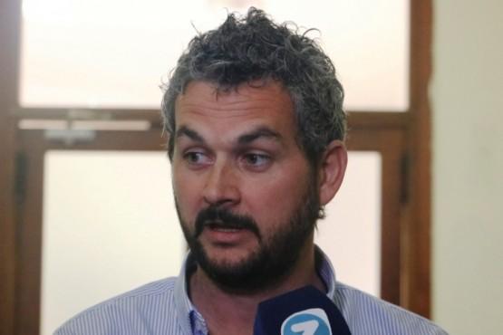 Presidente de la Administración de Vialidad Provincial (AVP), Nicolás Cittadini