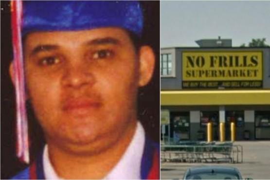 El joven, llamado Larry Ely Murillo-Moncada, trabajaba en el No Frills Supermarket, en Council Bluffs, Iowa, Estados Unidos. | Foto: Cedoc