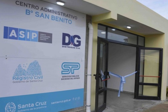El Centro del San Benito recibe consultas y tramita obligaciones