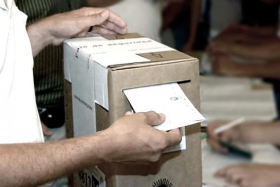 Habrá paso por separado de las elecciones provinciales.