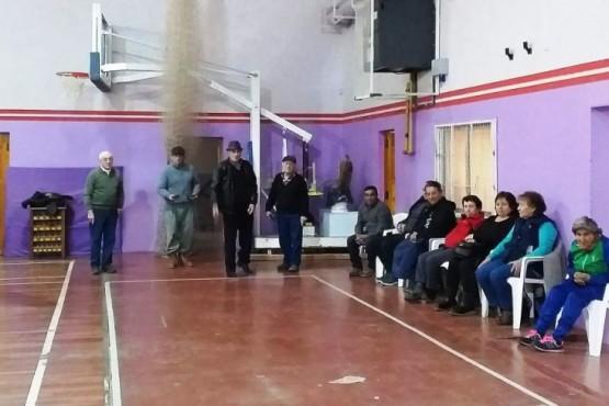 Gran participación las instancias zonales de los Juegos Evita de Adultos Mayores