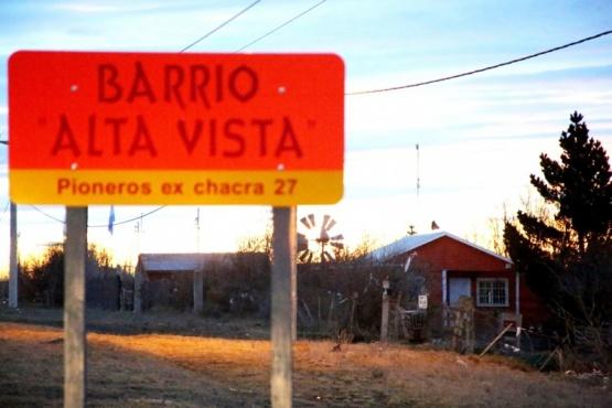 Barrio Alta Vista (C.G)