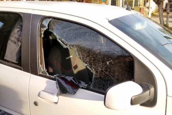 Se repiten casos de daños y robos a autos