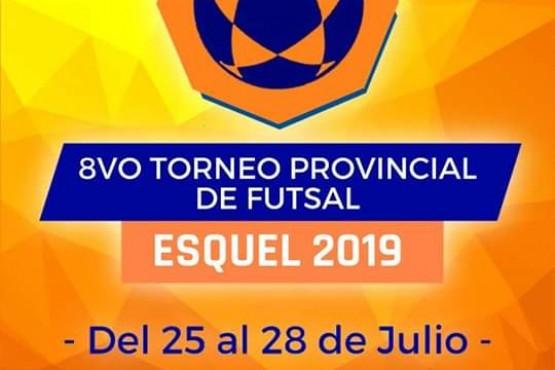 Comienza el torneo provincial de futsal en Esquel