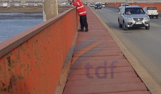Proponen vallar el puente Mosconi para evitar los suicidios