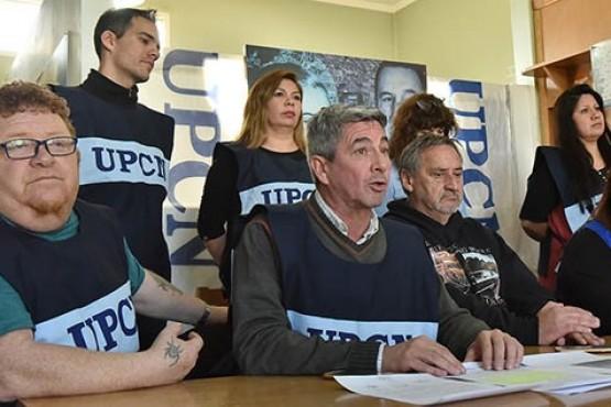 Estatales amenazan con denunciar penalmente a funcionarios de Chubut
