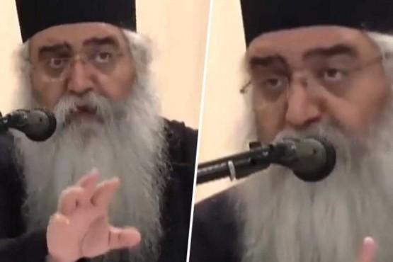 """Obispo de Chipre: """"La gente gay existe porque las mujeres embarazadas tienen sexo anal"""""""