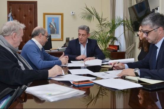 Gobierno trabaja en un plan de interconectado provincial