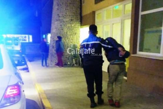 En abril cumplió condena y anoche fue detenido nuevamente por robo