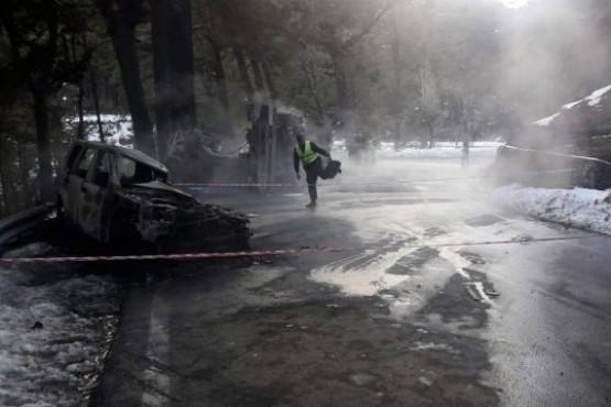 Murió un bombero voluntario y son dos los fallecidos por el accidente de los Siete Lagos